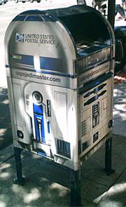 R2D2 Mailbox Thumb