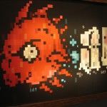 ANSI art exhibit in San Francisco