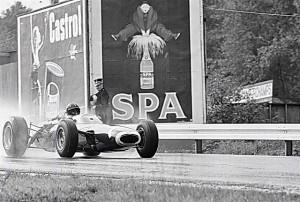 Graham Hill, Spa Franchorchamps, 1965
